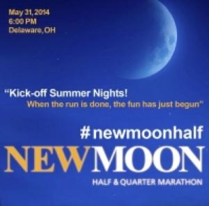 New Moon Half Marathon Discount