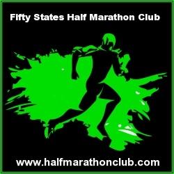 Stephen Weber 50 States Half Marathon Challenge Finisher
