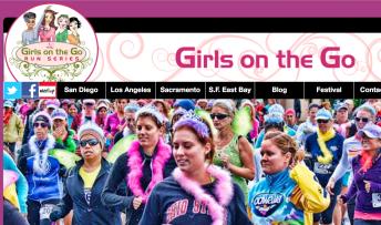 Girls on the Go Half Marathon