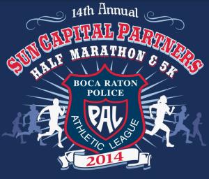 Boca Raton PAL Half Marathon