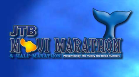 Maui Marathon and Half Marathon