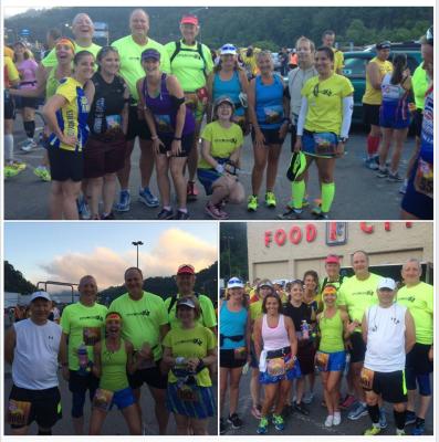 Hatfield McCoy Half Marathon 2014 50 States Half Marathon meet up