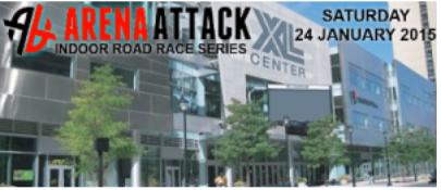 Arena Attack Race Series Marathon and Half Marathon
