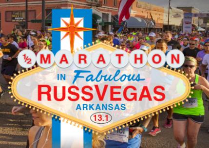 RussVegas Half Marathon Discount
