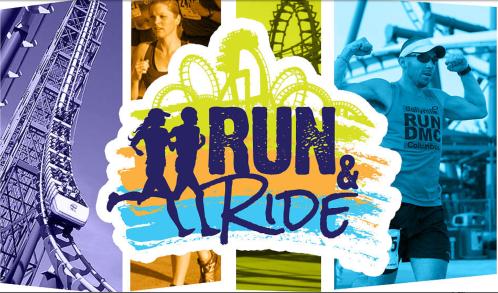 Run and Ride Half Marathon at Valley Fair