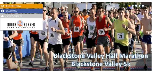 Blackstone Half Marathon Discount