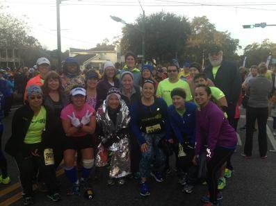 1st Bank First Light Marathon Half Marathon