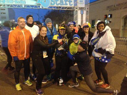 50 Staters at Mississippi Blues Half Marathon