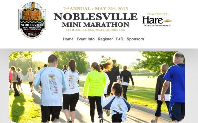 Noblesville Mini Marathon Discount