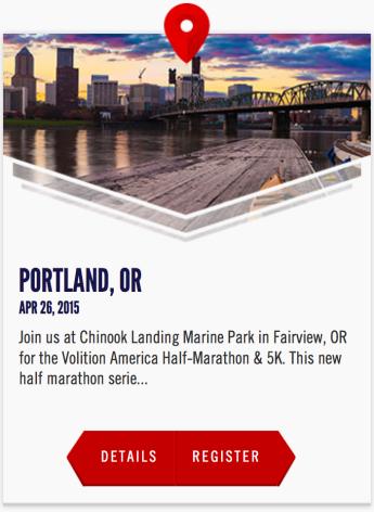 Volition America Portland Half Marathon Discount