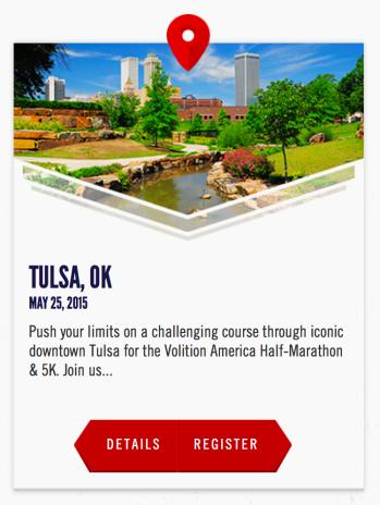 Volition America Tulsa Half Marathon Discount